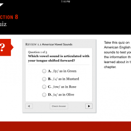 Quizzes to Test Your Knowledge