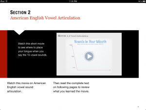 American accent videos